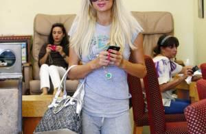 Paris Hilton ne fait jamais décidément rien... comme tout le monde !