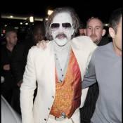 Mickey Rourke : avec son look de Joker, il terrorise... tout Hollywood !