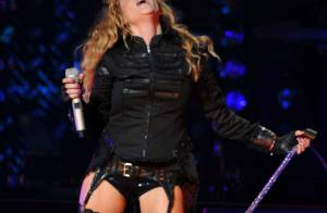 Paulina Rubio : La bomba latina en privé, c'est sexy... rock'n'roll !