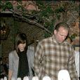 Sandra Bullock et son époux Jesse James, mariés depuis quatre ans.