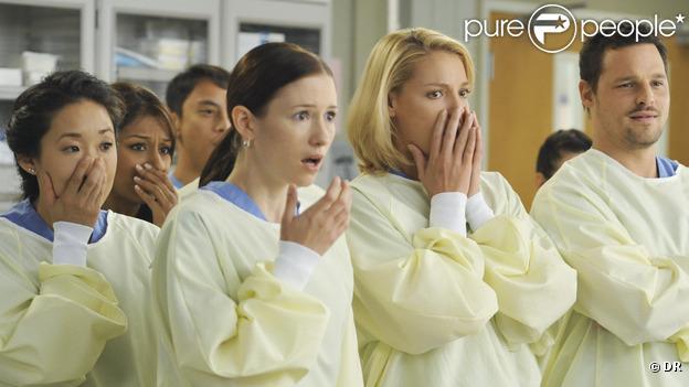 L'équipe de Grey's Anatomy saison 6