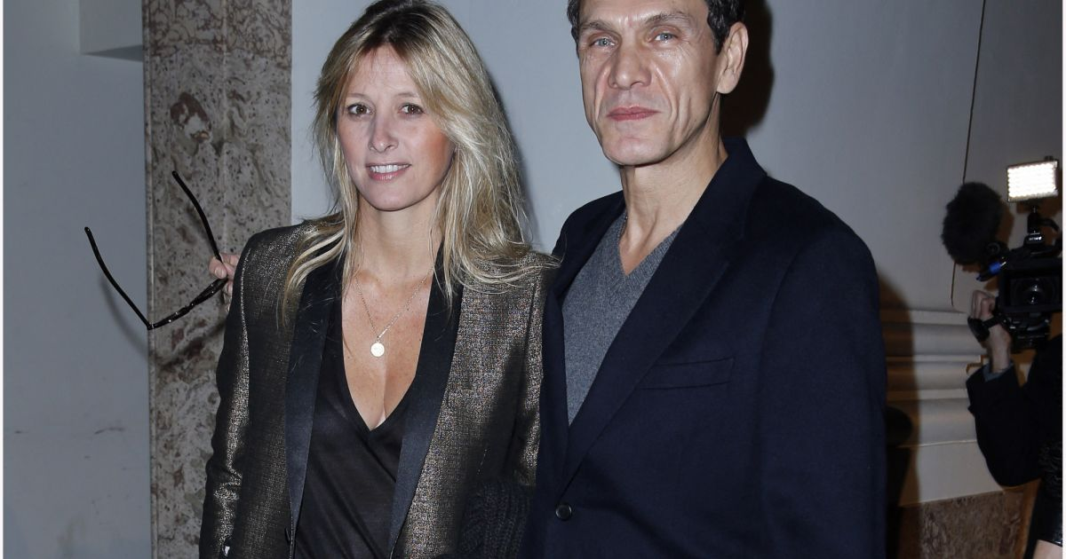Marc Lavoine His Ex Wife Sarah Poniatowski Has Found Love Again