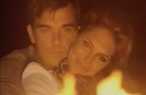 Robbie Williams confie un secret à Michel Denisot... Il va se marier et avoir des enfants ! NON ?