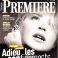 Retrouvez l'interview de Mélanie Laurent dans le magazine Première n°518.