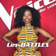 "Stellia Koumba, candidate de ""The Voice 2021"" sur Instagram"