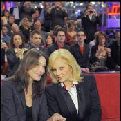 EXCLU : Carla Bruni offre sa voix et ses mots... à la grande Sylvie Vartan ! Une superbe rencontre...