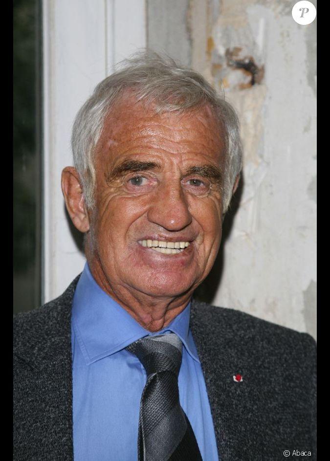 Jean paul belmondo for Copine jean dujardin