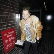 Kate Moss : il fait froid... Elle sort la fourrure ! Gare à la PeTA !