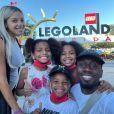 Blaise Matuidi, son épouse Isabelle Matuidi et leurs enfants se sont parfaitement adaptés à leur nouvelle vie à Miami.