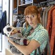 """Audrey Fleurot dans la série """"HPI"""", sur TF1."""