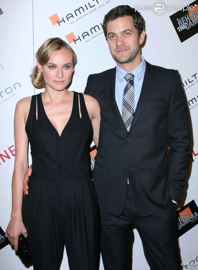 Diane Kruger et Joshua Jackson aux Hamilton Behind Camera Awards, qui se sont tenus au Highlands Night Club d'Hollywood, à Los Angeles, le 8 niovembre 2009.