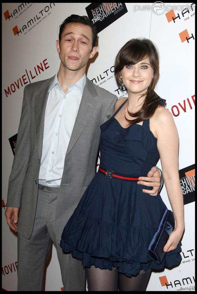 Joseph Gordon-Levitt couple