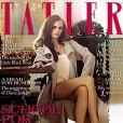 La superbe Eva Green dans  Tatler ...