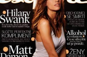 Hilary Swank : Le sport... c'est toute sa vie !