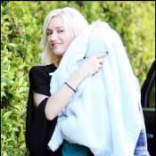 Gwen Stefani : sublime au naturel... rend visite à son ex avec bébé !