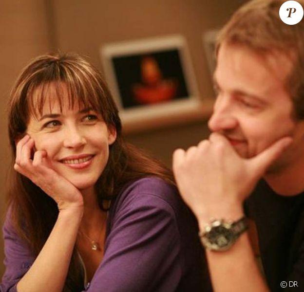 Sophie Marceau et Jocelyn Quivrin dans LOL (Laughing out loud) l'un des plus gros succès français de l'année au box-office.