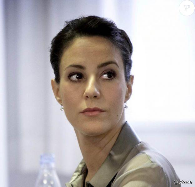 Marie de Danemark a été intronisée dans ses fonctions de marraine de la commission danoise auprès de l'UNESCO, le 17 novembre 2009 à Copenhague