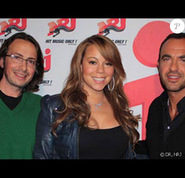 Florian, Mariah Carey, et Nikos