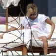 Ashley Tisdale et son chéri en vacances à Mexico