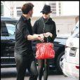 Katherine Heigl incognito à Beverly Hills, le 18 novembre 2009