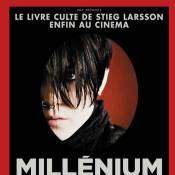 """""""Millénium"""" : Tremblez grâce au thriller de l'année... sans bouger de votre canapé !"""