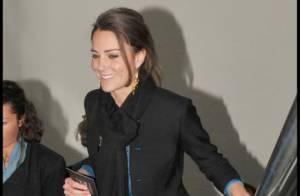 Quand Kate Middleton sort en célibataire... et tombe sur l'ex-girlfriend de son chéri, prince William ! Ballot !