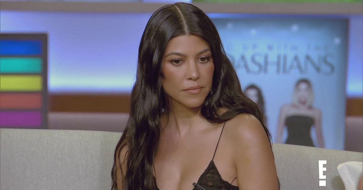 Kourtney Kardashian bientôt mariée ? La fille de son amoureux Travis Barker gaffe