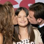 John Travolta et sa famille en Floride... où un grand hommage leur a été rendu !