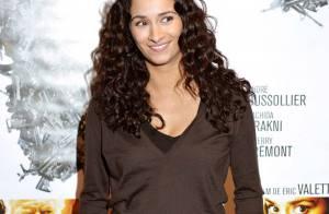 Rachida Brakni : Première sortie officielle pour la jeune maman... Elle n'en fait pas une affaire d'Etat !