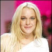 Lindsay Lohan : malgré les critiques... Ungaro lui fait encore confiance !