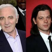 Charles Aznavour et Benjamin Biolay : deux hommes en colère... contre le showbizz !