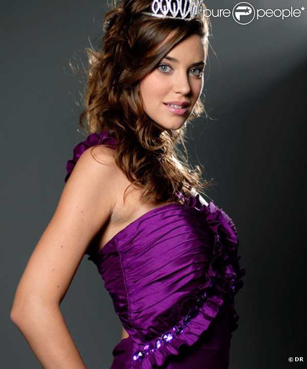 Emilie Corbi est Miss Provence
