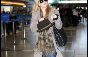 Kate Hudson : La fashionista est de retour de vacances et... elle est splendide !