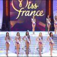 Voici les visages des 5 finalistes à l'élection de Miss France 2010 !