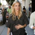 Julie Benz à Los Angeles, le 4 décembre 2009
