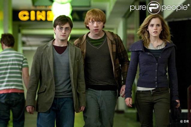 Une image de Harry Potter et les Reliques de la mort, chapitre I