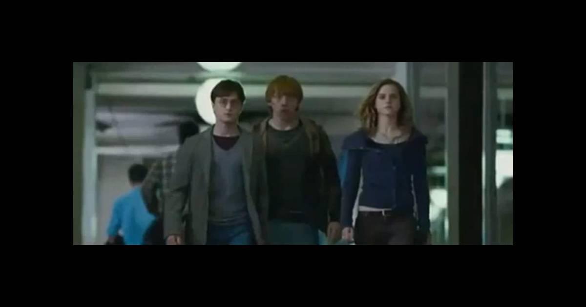 Le teaser de harry potter et les reliques de la mort - Harry potter et la coupe de feu bande annonce ...