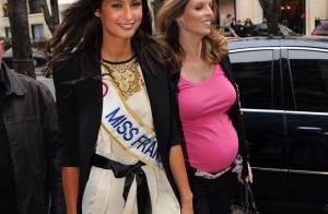 Malika Ménard : Notre Miss France 2010 a déjà le super look... bravo !