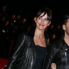 Christophe Mae et Nadège Sarron - 15e édition des NRJ Music Awards à Cannes. Le 14 décembre 2013.