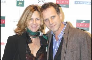Charles Berling et sa chérie Virginie Couperie, Martina Hingis et son nouveau boyfriend... : les couples en selle pour une belle soirée !