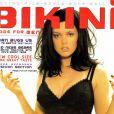 La très belle Rose McGowan en couverture de Bikini.