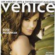 La très belle Rose McGowan en couverture de Venice.