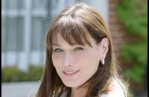 Carla Bruni : La Première dame a des