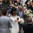 Franck Dubosc et Danièle mariés le 19 juin 2009