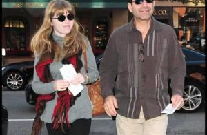 Tony Shalhoub alias Monk... vous présente sa fille Sophie !