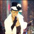 Rihanna enregistre un concert pour New Year's Eve with Carson Daly sur la BBC qui sera diffusé le 31 décembre prochain, en plein Manhattan le 19 décembre 2009