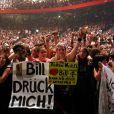 Les fans des Tokio Hotel en délire...