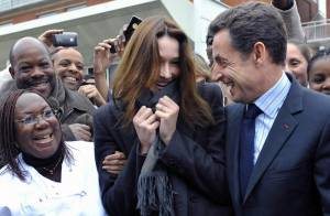 Carla Bruni et Nicolas Sarkozy ont tout donné... pour les enfants !
