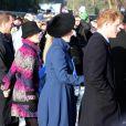 Le prince Harry et Zara Phillips assistaient hier à la messe de Noël en compagnie de la reine Elizabeth II à l'église St Mary Magdalene.