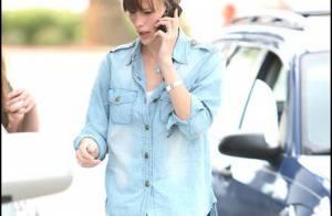 Regardez Jennifer Garner enfin amincie... Elle a retrouvé sa silhouette de rêve !